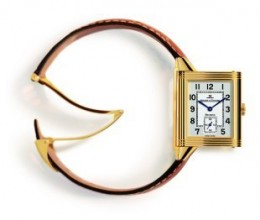 Luxury Womens Watch  - shown here the Reverso by Jaeger LeCoultre