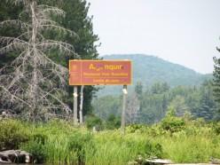 Camping in Algonquin