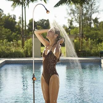 Showering Pool Side is A Necessity for Pool Sanitation