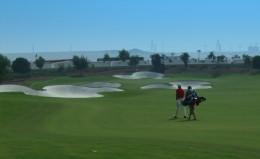 The Earth Course at the Jumeirah Golf Estates