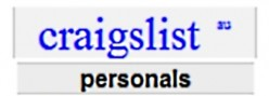 LicentiousList used by Exploiters, Liars, Cheats & Criminals: Why Craigslist Personals should be BANNED!