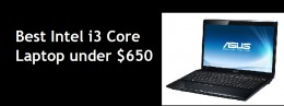 Intel Core i3 Laptop Logo