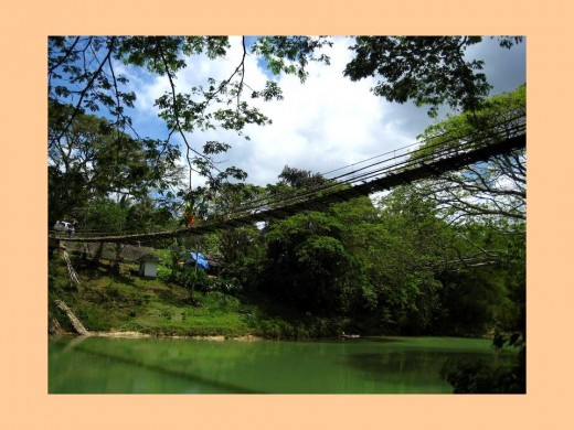 LOBOC HANGING - FILLIPINES
