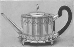 Teapot Made By Paul Revere