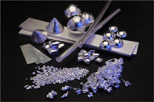Silver Anodes For Silver Plating