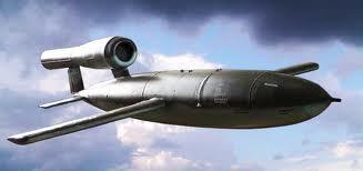 The Nazis V1 Doodlebug rocket