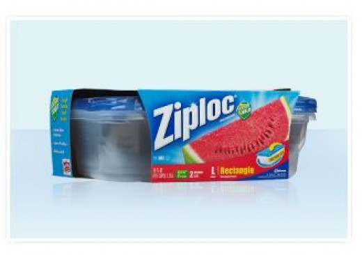 Ziploc Clear Containers