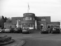 The Comet Hotel, Hatfield, Herts.