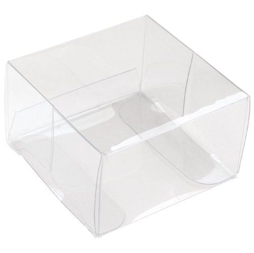 Clear Acetate Boxes