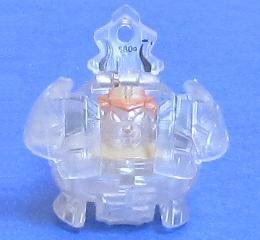 B2 Clear Tigrerra 580G