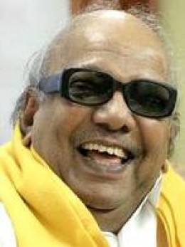 The Top Man in Tamil Nadu.