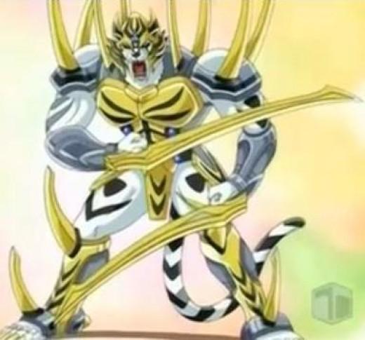 Blade Tigrerra Monster Form
