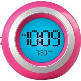 Pink Timex Alarm Clock