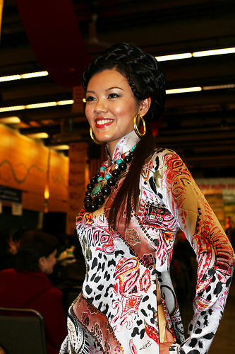 Vietnam Culture: Modern fashion