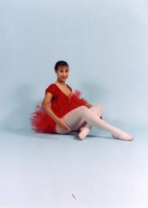 Ballet is a beautiful art form!