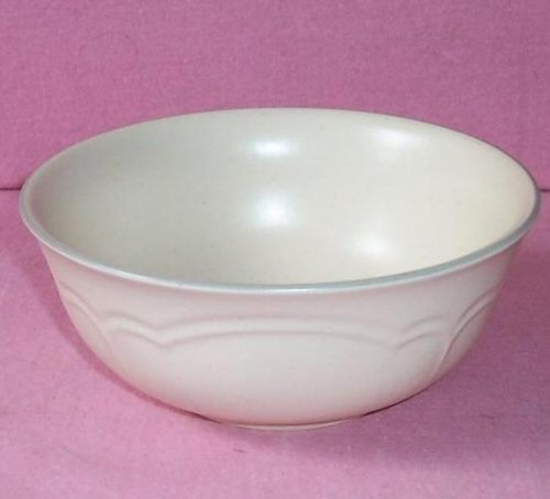 Clear cereal bowls (3)