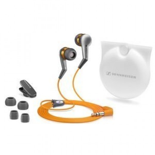 Running Headphones:  Sennheiser Noise Canceling Headphones, CX 380, Sports Series II