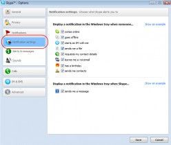Configuring Skype - Part 2