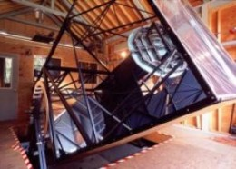 Optical telescope on dedicated use in the search for extra-terrestrial intelligence
