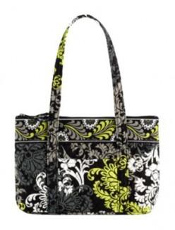 Vera Bradley Betsy Handbag Keeps You Organized and Looking Good