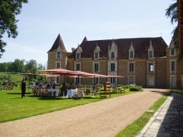 Domaine des Etangs: An elegant, medieval chateau