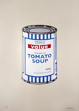 Small soup cans (2)
