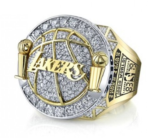 This NBA Championship Ring could be yours!