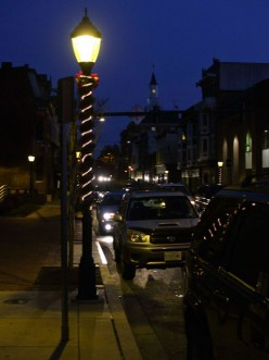 Hagerstown at Xmas time