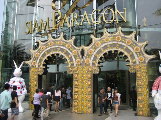 Siam Paragon Shopping Mall