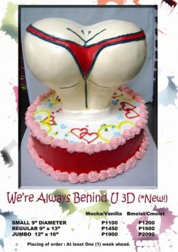 Naughty Cake Designs Philippines