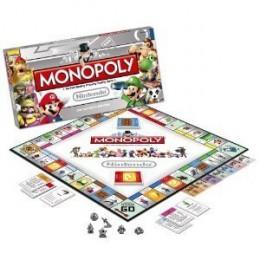Nintendo Mario Brothers Monopoly