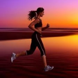 Jogging and Exercise