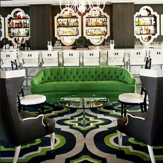 Viceroy Hotel Designed by Kelly Wearstler