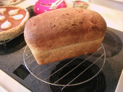 Home Made Bread--YIKES!!!