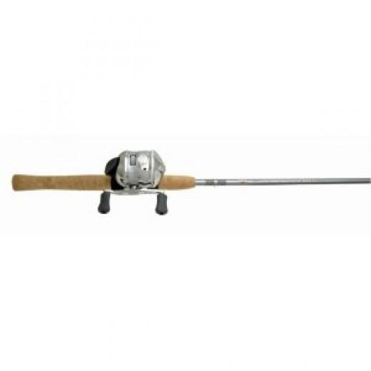 Zebco Platinum Spincast Fishing Combo