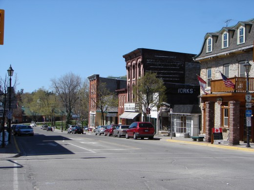 King Street, Gananoque