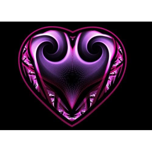 Taurus Heart Fractal