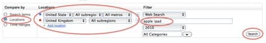 How to use Google Insights for Search? Copyright ponx@HubPages, 2013