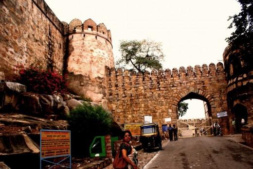 Jhansi fort 2