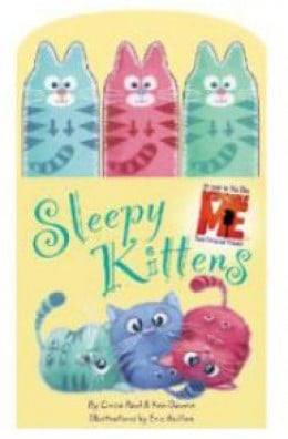 Despicable Me Sleepy Kittens Book