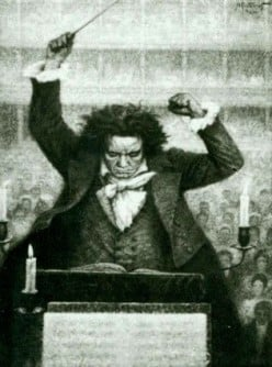 A Brief History of Ludwig van Beethoven