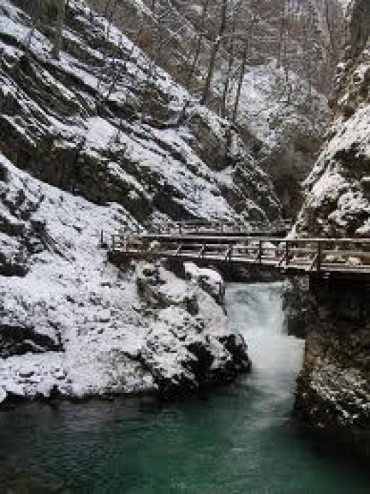 Vintgar Gorge - Lake Bled