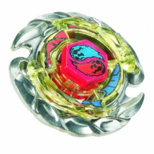 Beyblade Metal Fusion Battle Tops - Evil Gemios