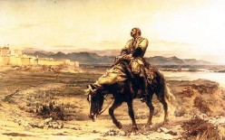 Lady Elizabeth Butler's painting 'The Remnant of an Army' depicts Dr William Brydon, sole survivor of the British retreat from Kabul in 1842 - an apt metaphor for western policy towards Afghanistan