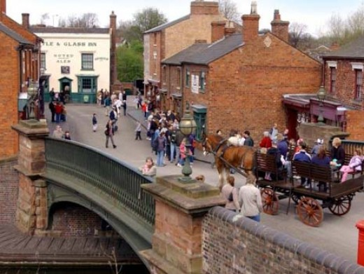 Black Country Museum High Street