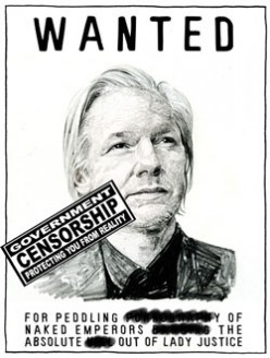 Why does the US want to silence Julian Assange?