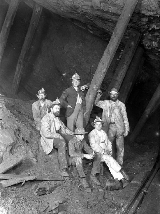 Victorian Miners