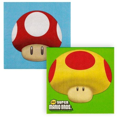 Cute Super Mario Brothers Napkins!