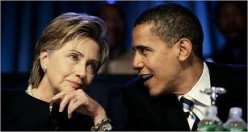 In 2012, who do you think would be the better Democratic presidential nominee, Obama or Clinton?