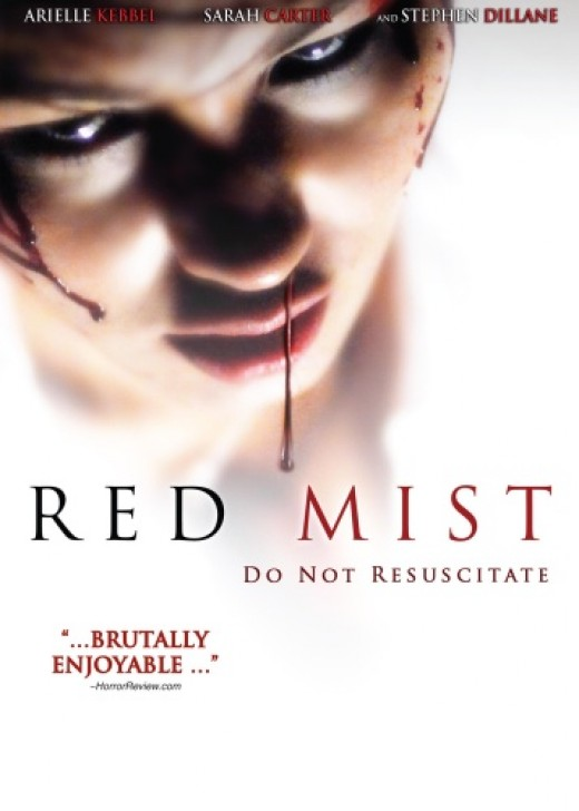 Red Mist Poster